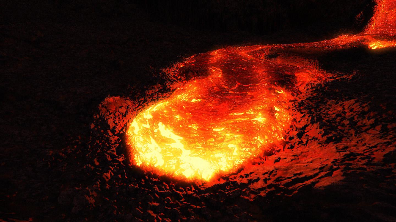 Volcano Simulator